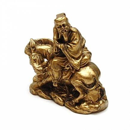 Chang Kuo-Lao, remediu Feng Shui pentru bunastare, noroc si stare favorabila