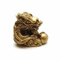 Dragon auriu, horoscop chinezesc, remediu Feng Shui pentru noroc si bunastare