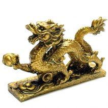 Dragon cu perla nemuririi, Remediu Feng Shui pentru bunastare si succes