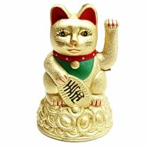 Pisica norocoasa Maneki Neko, Remediu Feng Shui pentru atractia prosperitatii si bunastarii