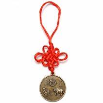 Amuleta de protectie pentru aliati zodiacali, horoscop Chinezesc, remediu Feng Shui pentru bunastare si protectie