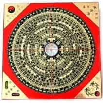 Busola geometrica Luo Pan mare-0