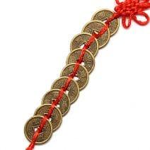 Sirag de noua monede I-Ching, remediu Feng Shui pentru bani, abundenta si bogatie