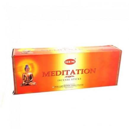 Betisoare parfumate pentru meditatie, remediu Feng Shui pentru bunastare, energizare si purificare
