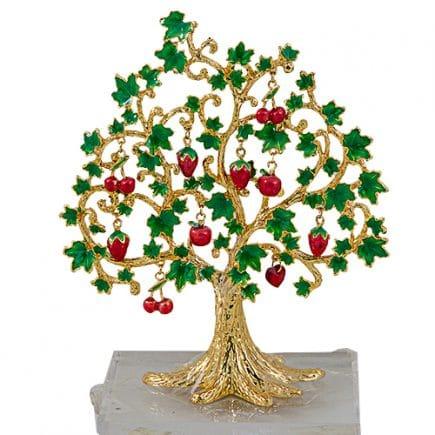 Copacul dorintelor auriu, remediu Feng Shui pentru prosperitate