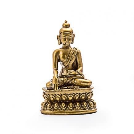 Statueta cu Buddha medicinei, mare, remediu Feng Shui pentru sanatate