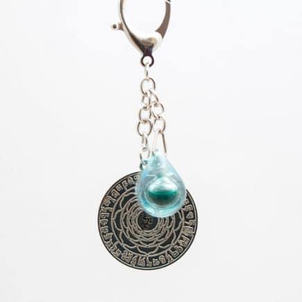 Amuleta de protectie cu Picatura de Apa, remediu Feng Shui pentru bunastare