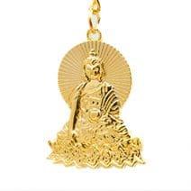 Breloc cu Buddha medicinei, remediu Feng Shui pentru bunastare si sanatate