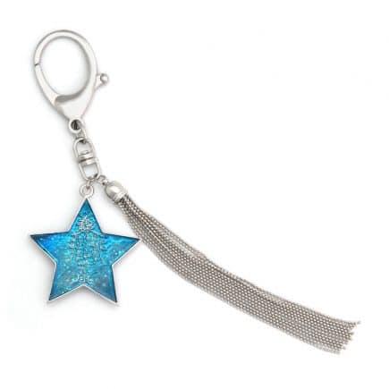 Amuleta cu steaua nordului, steaua polara, remediu Feng Shui pentru anul cocosului 2017 , steaua 6
