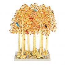 Cei 8 copaci ai prosperitatii, remediu Feng Shui pentru prosperitate, anul cocosului de foc, steaua 8