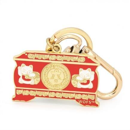Amuleta - Breloc pentru prosperitate - Cufarul bogatiei-0