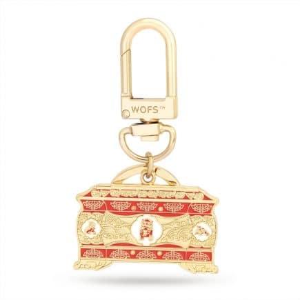 Amuleta - Breloc pentru prosperitate - Cufarul bogatiei-5177