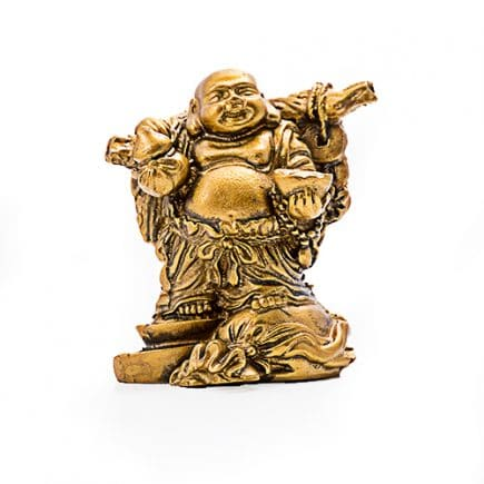 Buddha razand, remediu Feng Shui pentru abundenta si avere, fericire si noroc