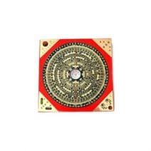 Busola geometrica Luo Pan mica, remediu Feng Shui pentru bunastrarea casei