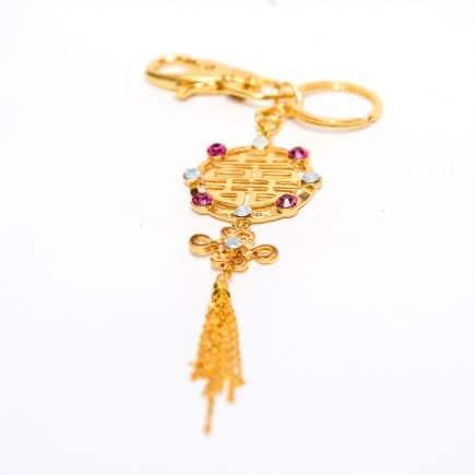 Amuleta breloc cu sigiliul pamantului, remediu pentru bunastare si prosperitate