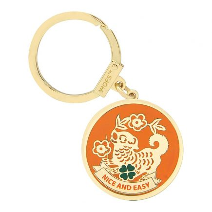 Amuleta cu zodia caine
