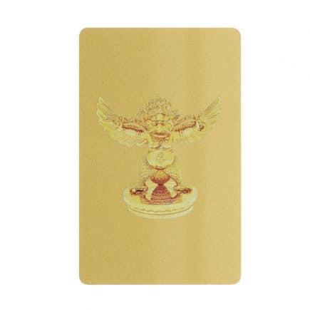 Card Feng Shui cu Pasarea Garuda-0