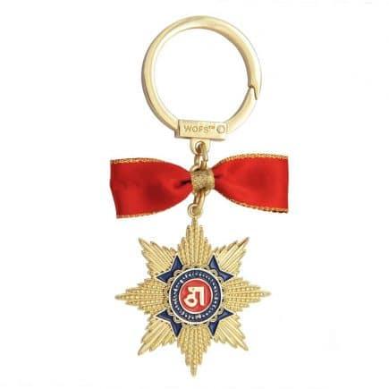 Amuleta medalie pentru cariera 2019, Remediu Feng Shui pentru bunastare