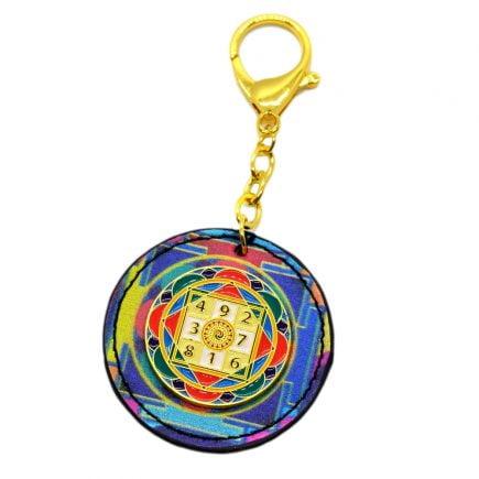 Amuleta amplificatoare a sumei lui 10 – Amuleta suma 10 cu patratul magic (1)