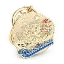 Amuleta Corabia bogatiei si a prosperitatii - amuleta pentru vanzari-0