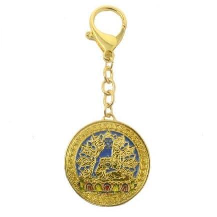 Amuleta armoniei in familie Tara Albastra -Akshobya buddha (acsobaia)-0