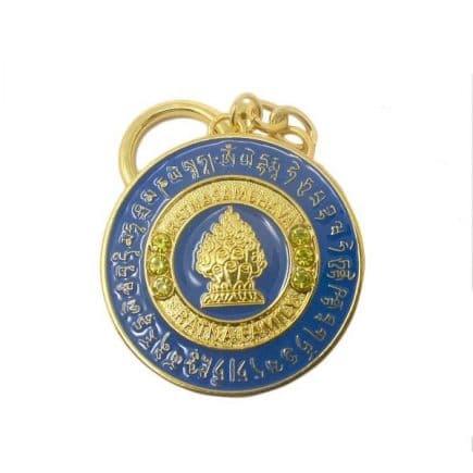 Amuleta armoniei in familie Tara Albastra -Akshobya buddha (acsobaia)-5112