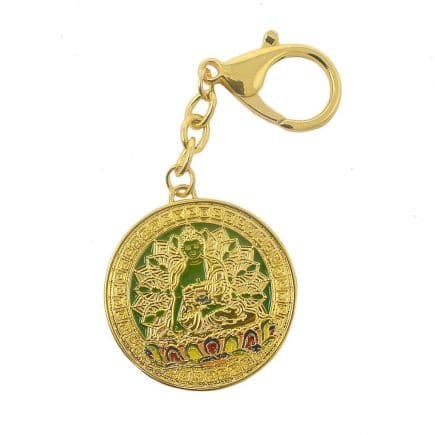 Amuleta pentru familieTara Verde -Amghasiddhi Buddha (amgasidi)-0
