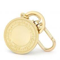 Amuleta-Breloc cu Cal de vant rosu - Lung Ta si flacara puterii-5247