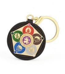 Amuleta de echilibrare a celor 5 elemente Apă, Lemn, Foc, Pământ și Metal- amuleta pentru forta vitala-0