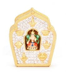 Amuleta - Statueta cu TARA ALBA pentru Fertilitate Sanatate, Forta vitala si spirituala