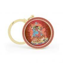 Amuleta pentru protejarea familiei - Dorje Drolo - Guru Rinpoche - Scorpion-0