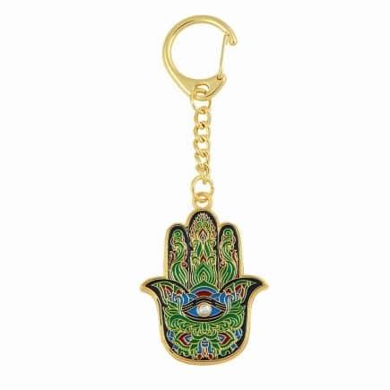 Amuleta cu Mana lui Fatima sau Mana Hamsa, remediu pentru anul 2018, anul cainelui de pamant, remediu Feng Shui pentru bunastare, noroc si prosperitate