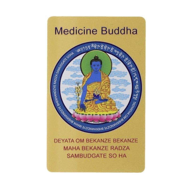 Card cu Buddha Medicine-0
