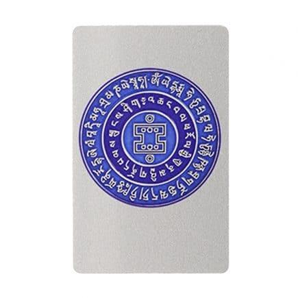 Card de protectie cu elefant si rinocer-5954