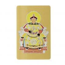 Card cu amuleta pentru succes, imparatul de jad, activatorul divin, IMPARATUL JADE-0