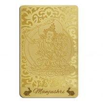 7613 Card de protectie pentru zodia iepure MANJUSHRI fata