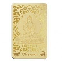 Card de protectie pentru zodia Oaie si zodia Maimuta VAIROCANA
