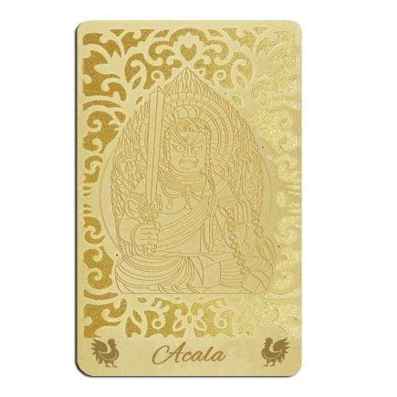 Card de protectie pentru zodia cocos ACALA