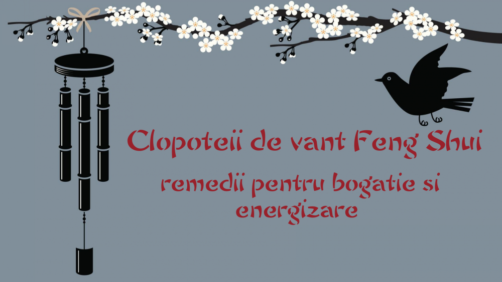 Clopotei Feng shui (1)