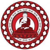 7804 Abtibild cu Buddha Vairocana - mare