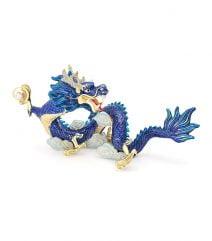 Statueta cu dragonul de apa celest 2021 - 1