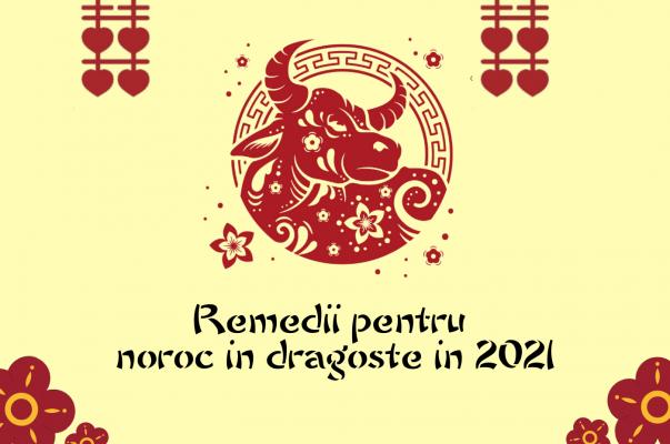 Remedii Feng Shui pentru dragoste in 2021