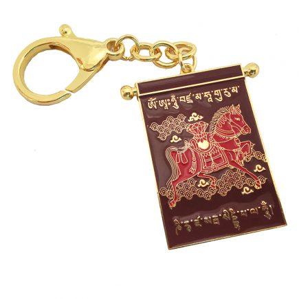 Amuleta cu calul de vant sau calul victoriei si regele Gesar impotriva energiilor negative (2)