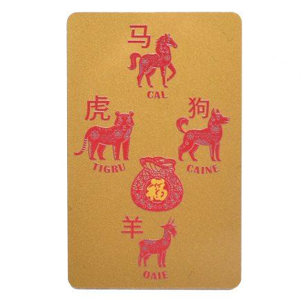 Card Crucea de Pamant pentru zodia Cal