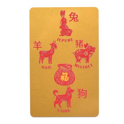 Card Crucea de Pamant pentru zodia Iepure