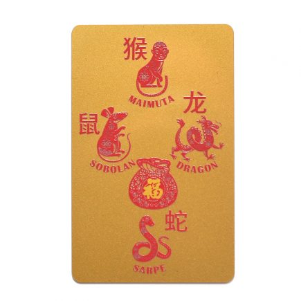 Card Crucea de Pamant pentru zodia Maimuta