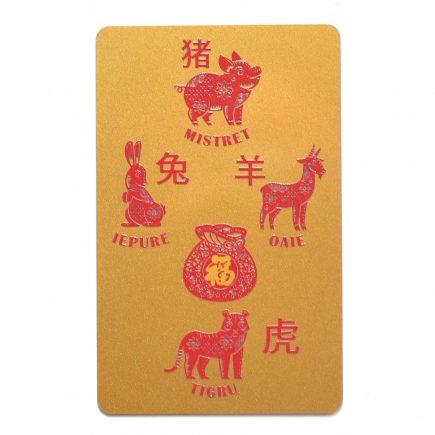 Card Crucea de Pamant pentru zodia Mistret