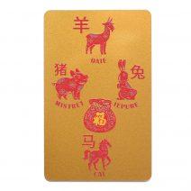 Card Crucea de Pamant pentru zodia Oaie