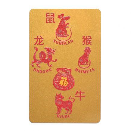 Card Crucea de Pamant pentru zodia Sobolan