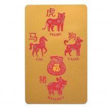 Card Crucea de Pamant pentru zodia Tigru